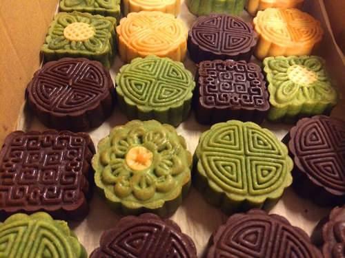 Bánh trung thu trà xanh ngon được khách hàng lựa chọn (2)